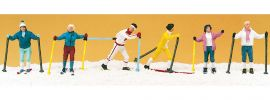 Preiser 10312 Langläufer | Figuren Spur H0 online kaufen