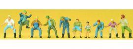 Preiser 10328 Schlepperfahrer | Miniaturfiguren Spur H0 1:87 online kaufen