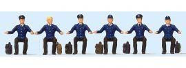 Preiser 10557 Lokführer DB   Miniaturfiguren Spur H0 1:87 online kaufen