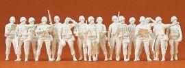 Preiser 16529 US-Infanterie modern | 16 unbemalte Figuren | Spur H0 online kaufen