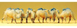 Preiser 20383 Kamele Miniaturfiguren Spur H0   1:87 online kaufen