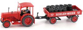 """Preiser 38041 Kohlenwagen """"Meier"""" Landwirtschaftsmodell 1:87 online kaufen"""