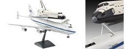 Revell 04863 Space Shuttle & Boeing 747 Bausatz 1:144 online kaufen