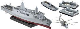 Revell 05118 U.S.S. New York (LPD-21) Transportschiff Bausatz 1:350 online kaufen