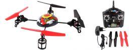 Revell 24097 Quad Air RC-Quadrocopter RTF | 4CH | 2,4Ghz | Gyro online kaufen