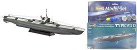 Revell 65107 Deutscher Minenleger Typ VIID U-Boot Model-Set 1:350 online kaufen