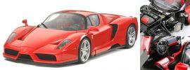TAMIYA 12047 Ferrari Enzo Auto Bausatz 1:12 online kaufen