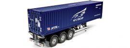 TAMIYA 56330 40-Fuß Container-Auflieger NYK 1:14 für RC-Truck online kaufen