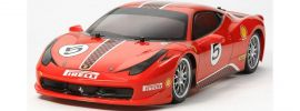 TAMIYA 58560 TT-02 Ferrari 458 Challenge 1:10 RC Bausatz online kaufen