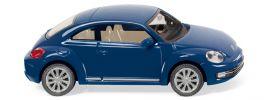 WIKING 002902 VW The Beetle - reef blue metallic | Modellauto 1:87 online kaufen