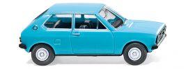 WIKING 003698 AUDI 50 miamiblau   Modellauto 1:87 online kaufen