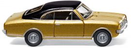 WIKING 008401 Opel Commodore A Coupé   gold-metallic   Modellauto 1:87 online kaufen