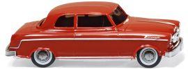 WIKING 018501 Borgward Isabella Limousine korallenrot Modellauto 1:87 online kaufen