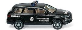 WIKING 069311 THW - Audi Q7 Modellauto 1:87 online kaufen