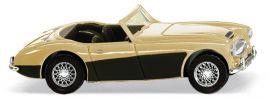 WIKING 081609 Austin Healey 3000 | elfenbein | Modellauto 1:87 online kaufen