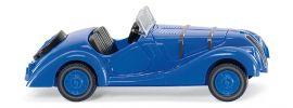 WIKING 082803 BMW 328 signalblau | Modellauto 1:87 online kaufen