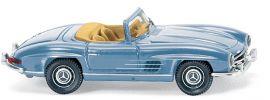 WIKING 083407 MB 300 SL Roadster hellblau | Modellauto 1:87 online kaufen