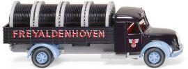 WIKING 085507 Magirus S 7500 Pritschen-LKW   Freyaldenhoven   LKW-Modell 1:87 online kaufen