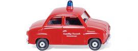WIKING 086120 Glas Goggomobil | Feuerwehr Kommandowagen | Feuerwehrmodell 1:87 online kaufen