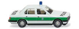 WIKING 086429 BMW 320i Limousine Polizei-Modell 1:87 online kaufen