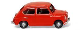 WIKING 009949 Seat 600 - rot, Modellauto 1:87 online kaufen