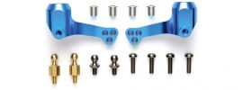 TAMIYA 54177 M-05 Aluminium Front Upright blau eloxiert (l+r) kaufen