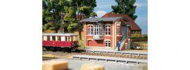 Auhagen 11411 Stellwerk Oschatz Bausatz Spur H0 kaufen