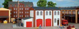 Auhagen 11426 Betriebsfeuerwehr Bausatz Spur H0 kaufen