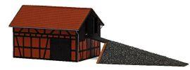 BUSCH 1552 Presshaus der Ziegelei Erbs   Bausatz Spur H0 kaufen