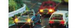 BUSCH 5927 Auto-Einbau-Set | Scheinwerfer | Rückleuchten | Spur H0  kaufen