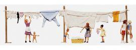 FALLER 151014 Waschtag | 7 Miniaturfiguren | Spur H0 kaufen