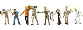 FALLER 151051 Bauarbeiter Miniaturfiguren Spur H0 kaufen