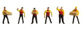 FALLER 151071 Speditionsarbeiter DHL Figuren Spur H0 kaufen
