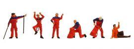 FALLER 151084 Bergwacht | 6 Miniaturfiguren Spur H0 kaufen