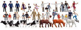FALLER 153007 Einsteiger-Set Figuren | 36  Miniaturfiguren Spur H0 kaufen