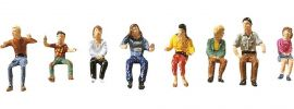 FALLER 153052 Kirmes-Figuren-Set III Spur H0 kaufen