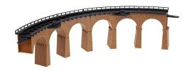 FALLER 222586 Viaduktbrücken gebogen | 2 Stück | Spur N kaufen