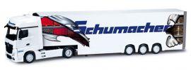 herpa 302807 MB Actros Gigaspace KüKoSzg Schumacher LKW-Modell 1:87 kaufen