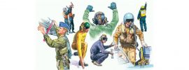 ITALERI 1246 NATO Piloten und Crew Figuren Bausatz 1:72 kaufen