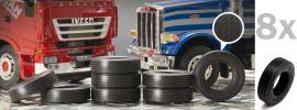 ITALERI 3889 LKW-Reifen 1:24   8 Stück kaufen