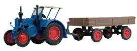 ausverkauft | kibri 22232 Lanz Traktor Fertigmodell Spur H0 kaufen