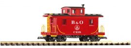 PIKO 38827 Güterzugbegleitwagen B&O Spur G kaufen