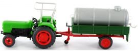 Preiser 17937 Deutz D 6206 mit Güllefass | Landwirtschaftsmodell 1:87 kaufen
