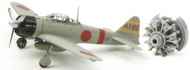 TAMIYA 60780  WWII Mitsubishi A6M2b (ZEKE) Flugzeug Bausatz 1:72 kaufen