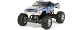 ausverkauft | TAMIYA 58514 Mud Blaster II 2WD Offroad WT-01 RC Auto Bausatz 1:10
