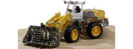 tronico 10090 Metallbaukasten LIEBHERR Radlader | 1:25 | 1351 Teile | ab 12 Jahren kaufen