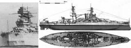 TRUMPETER 03701 USS Arizona BB-39 Bausatz 1:200 kaufen