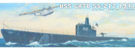 TRUMPETER 05905 USS Gato SS-212 1941 U-Boot Bausatz 1:144 kaufen