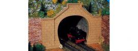 VOLLMER 2505 Tunnelportal Rheintal | 2-gleisig | 2 Stück | Fertigmodell Spur H0 kaufen