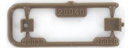 VOLLMER 8002 MASTHALTER | 2 Stück | Oberleitung Spur N kaufen